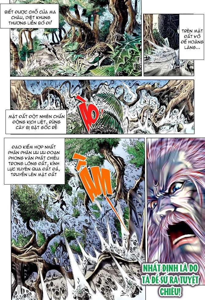Thần Binh Huyền Kỳ I chap 146 - Trang 2
