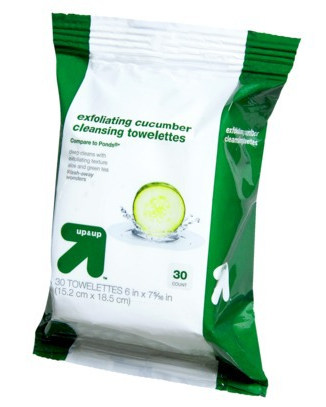 Target_Exfoliating_Cucumber_Cleansing_Towelettes