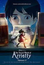 Arrietty y el mundo de los diminutos (2010) [Latino]