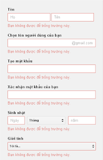 Lập Gmail - Hình 1