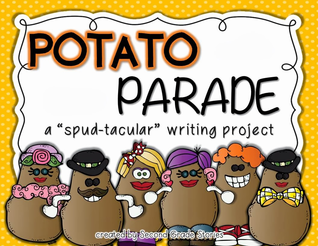 http://www.teacherspayteachers.com/Product/St-Patricks-Day-writing-Potato-Parade-1116345