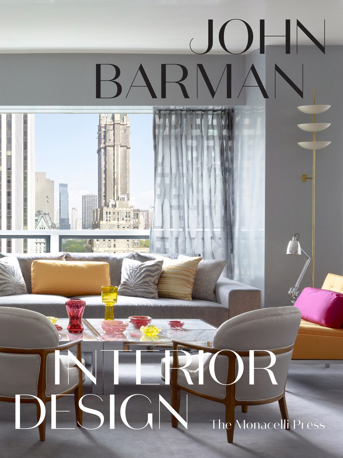 home design books. Book Review  John Barman Interior Design Color Outside The Lines