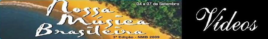 NMB 2009 - Vídeos