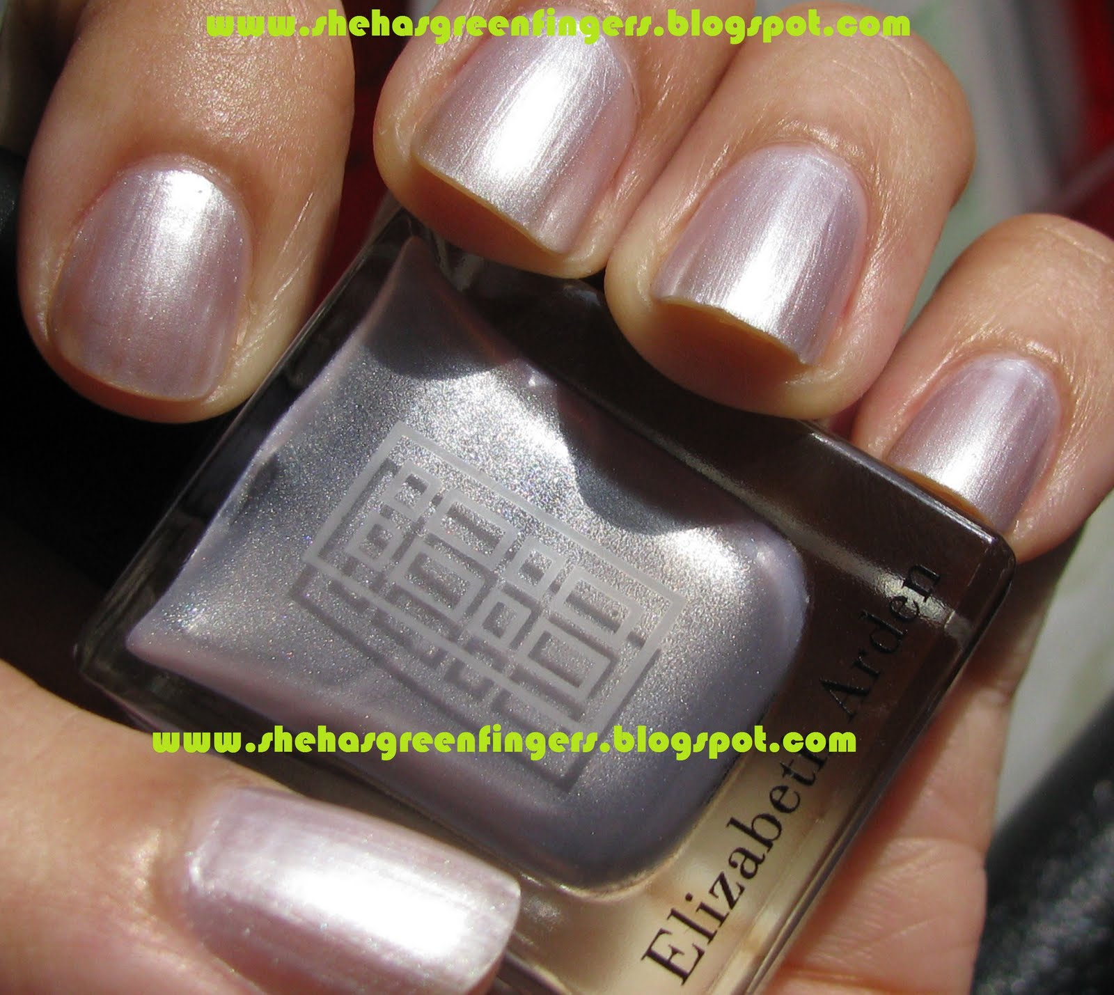 She Has Green Fingers: Mayfair Lilac F by Elizabeth Arden