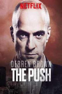 Derren Brown: Pushed to the Edge en Español Latino