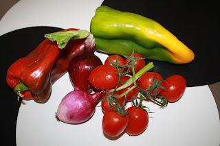wurstel verdure