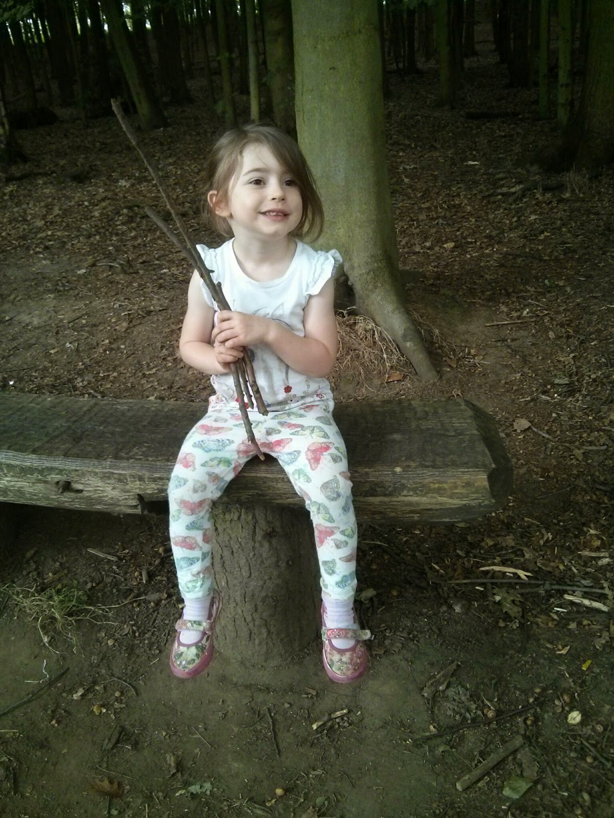 Eldest with a big stick