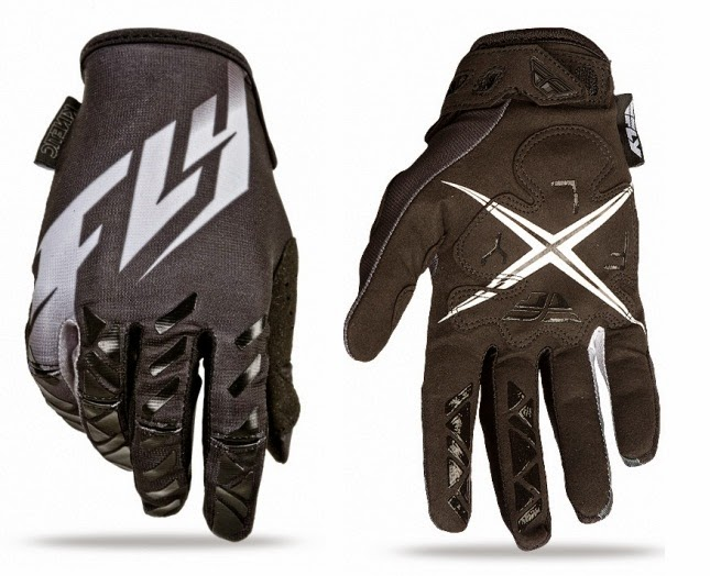 Guantes FLY RACING kinetic 2015 $70.000