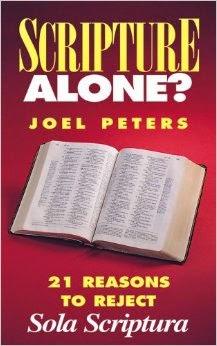 http://www.amazon.com/Scripture-Alone-Reasons-Reject-Scriptura/dp/0895556405