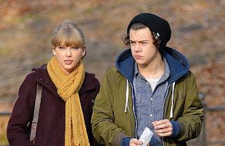 Harry Styles Girlfriend Taylor Swift  2013