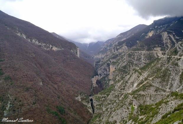 Pennapiedimonte, Balzolo. Valle dell'Avello