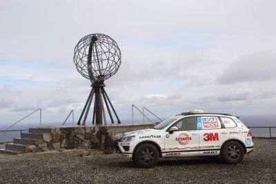 Goodyear porneste intr-o calatorie de record mondial pe 3 continente