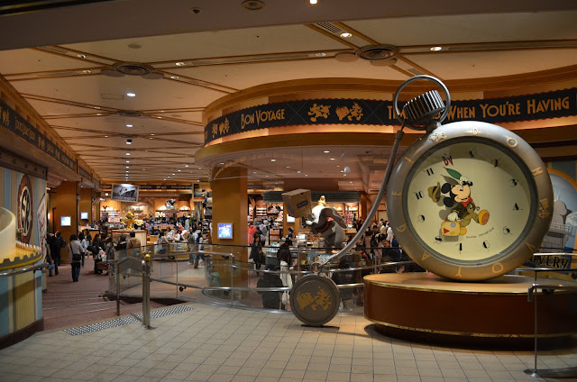 Disney store, Tokyo Disneyland