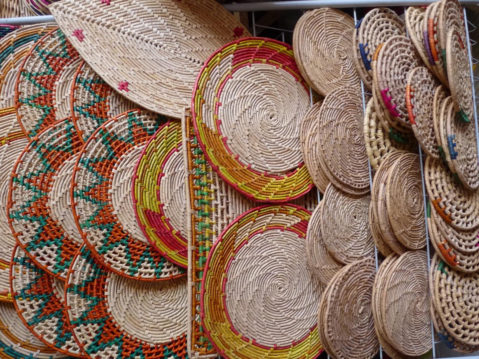 SERGIPE EM FOTOS Artesanato no Mercado Municipal de Aracaju