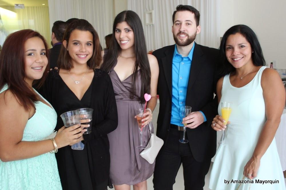 Crystal Rosales, Amber Diaz, Alexis Dias, Matthew Fernandez  and Liz Rosalez.