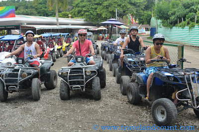 ATV at Boracay