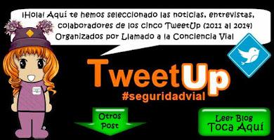 Información sobre TweetUps