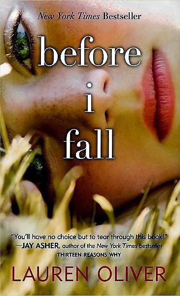 Fandom Monthly Magazine Before I Fall By Lauren Oliver border=