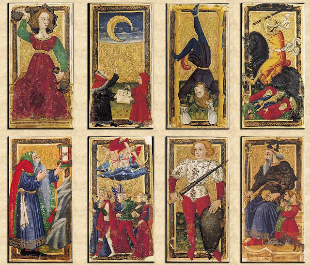 Chapter 8 - Tarot cards and Mithraism