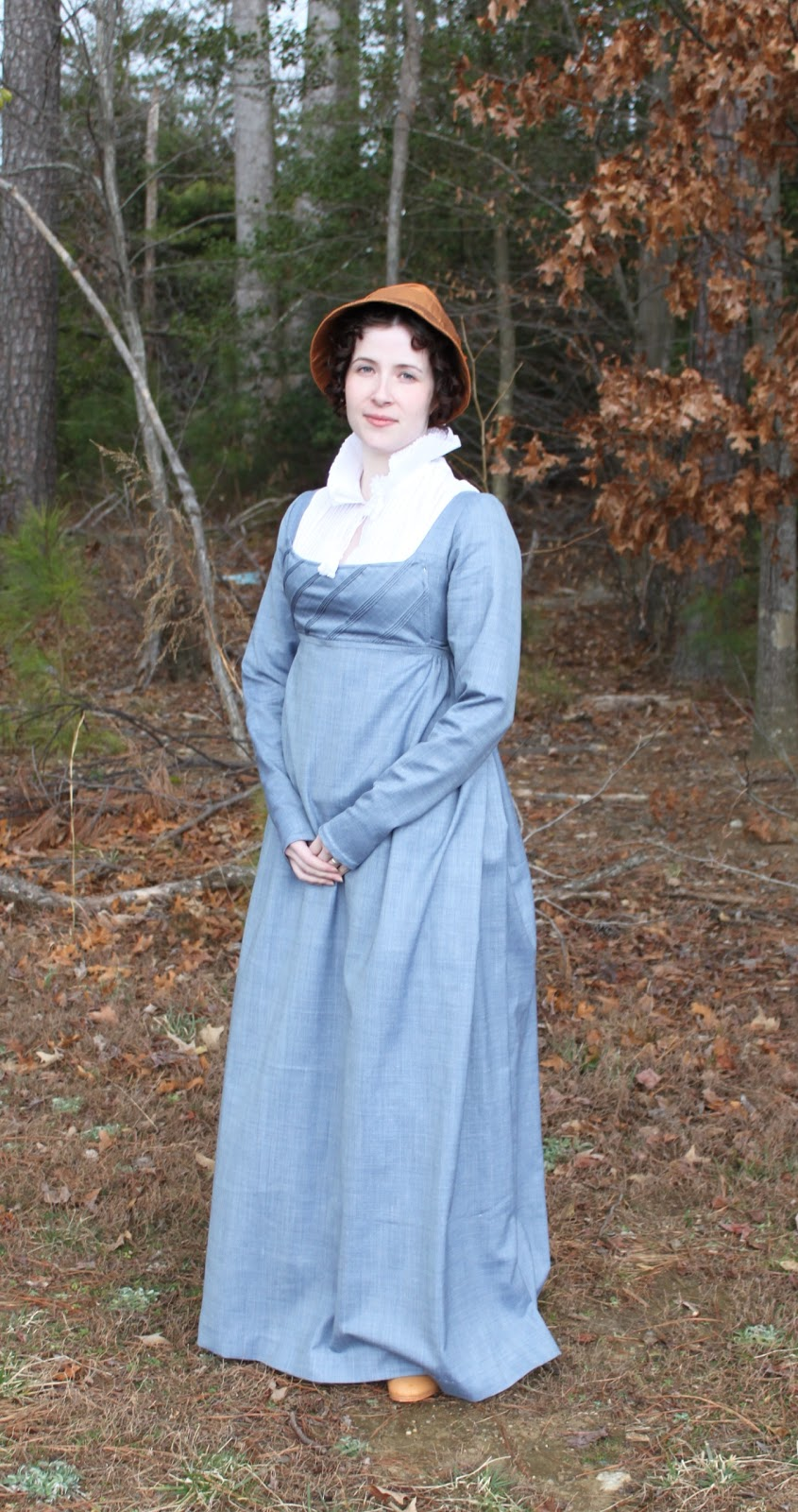 Diary of a Mantua Maker: Regency Day Gown