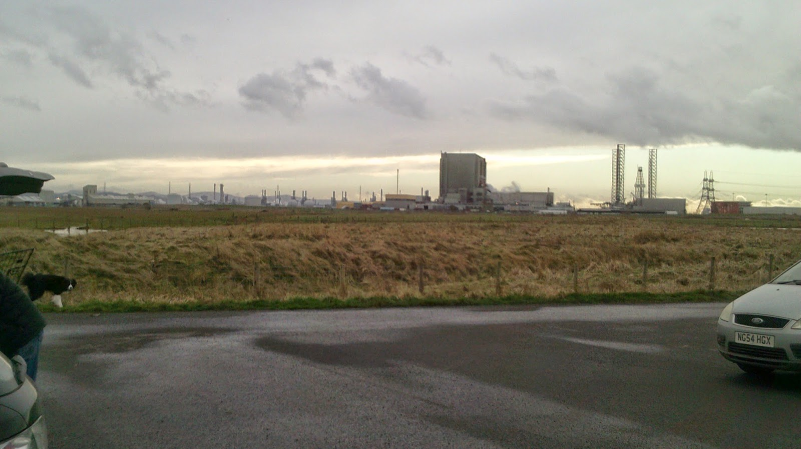 Wigton Physics Hartlepool Nuclear Power Station