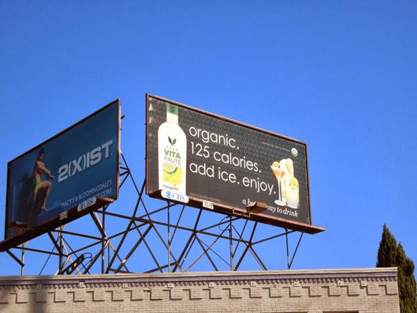 Veev Vita Frute billboard
