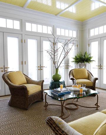 Haute Indoor Couture Mellow Yellow
