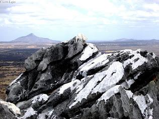 Mirante dos Mármores na Serra do Feiticeiro