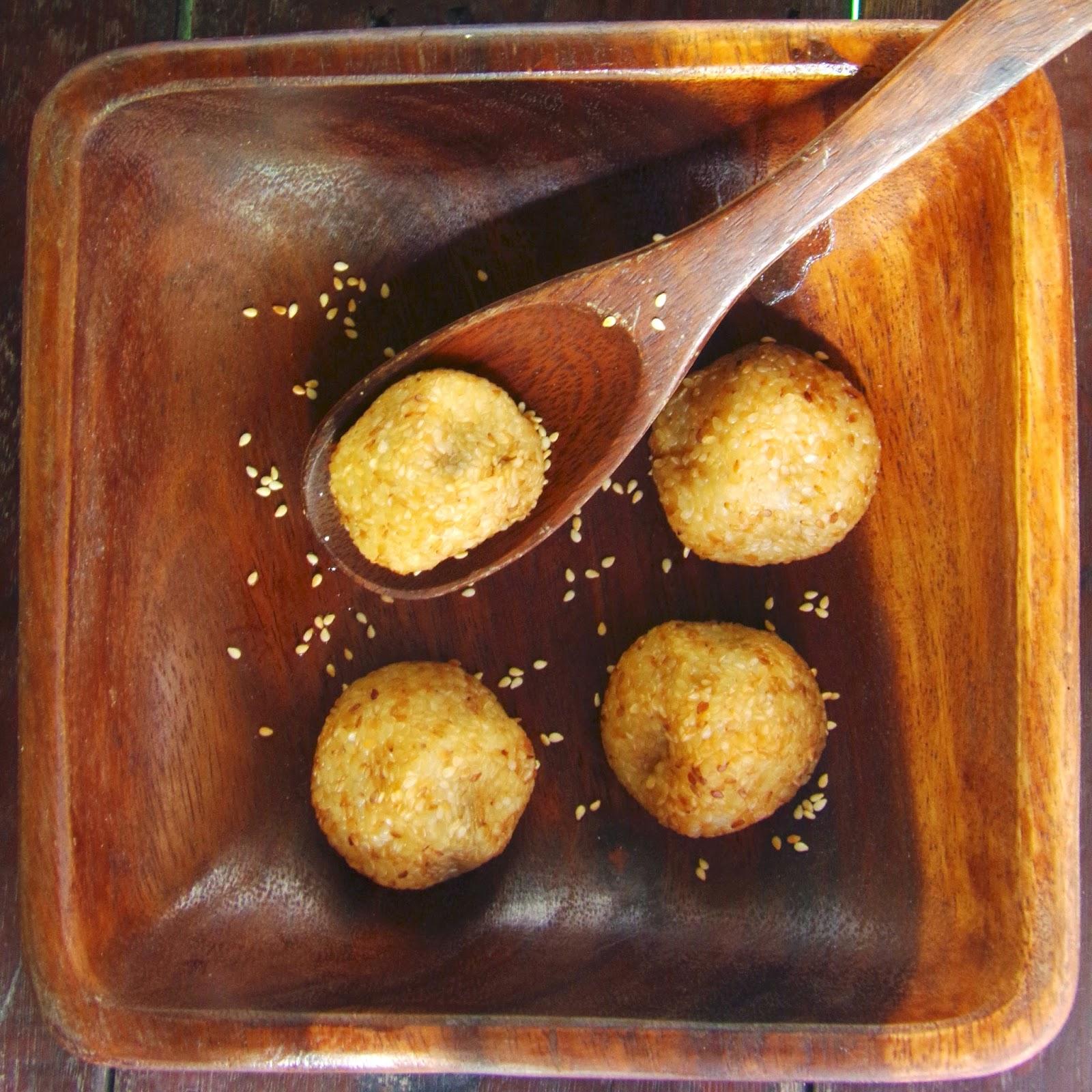 Buchi Recipe, butsi recipe