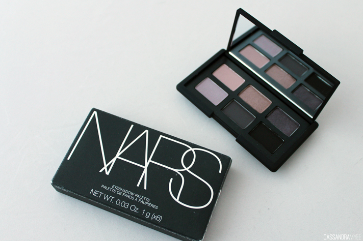 DRUGSTORE.COM + BEAUTY.COM // Haul + First Impressions - NARS Fairy Kiss Eye Shadow Palette - cassandramyee