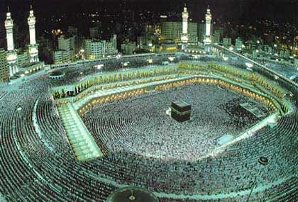 Where is Makkah? Do you where Makkah Really is?