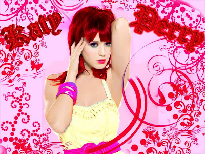 Kety Perry Digital Wallpapers New Wallpapers