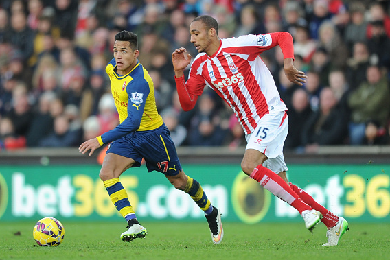 BPL Match Report: Stoke City 3 – 2 Arsenal