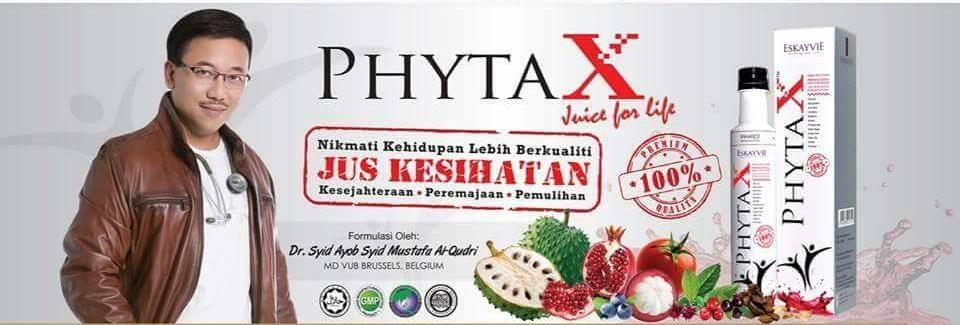PHYTAX - JUS KEHIDUPAN
