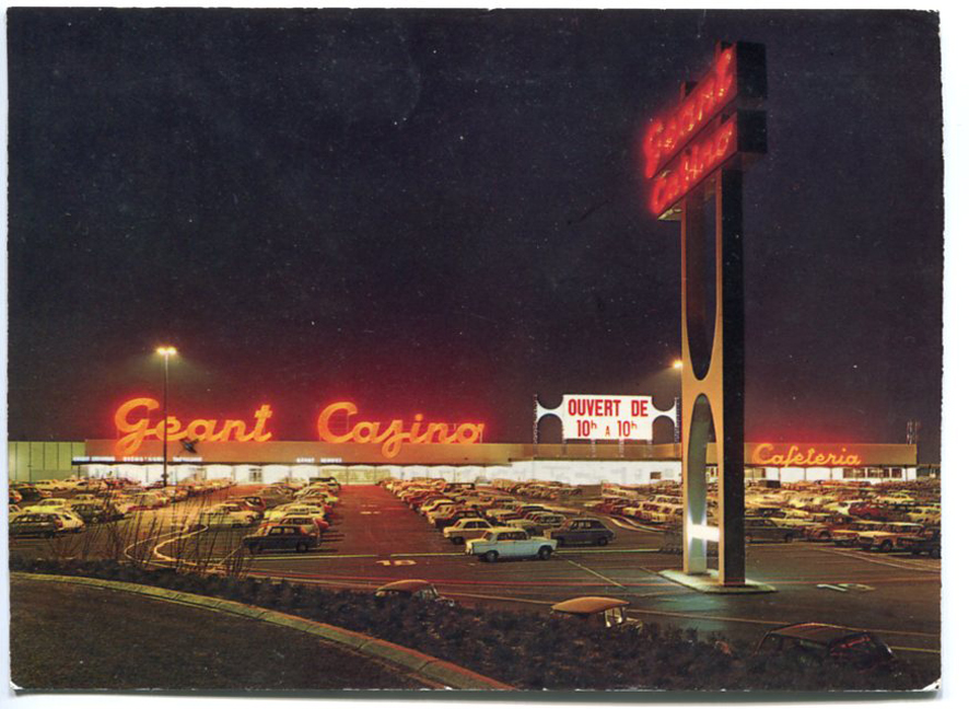 Geant casino poitiers 1 mai