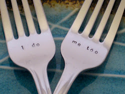 Wedding/Anniversary Cake Forks