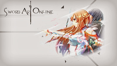 ScreenShoot Sword Art Online edisi 1-25 (end)