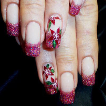 US Winter Fashion: Nail Art Design for Girls 2012 Part 10