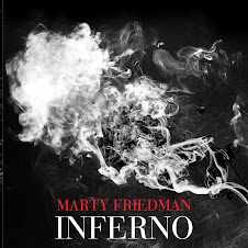 "Marty Friedman Premieres ""Inferno"""