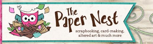 The Paper Nest Sponsor