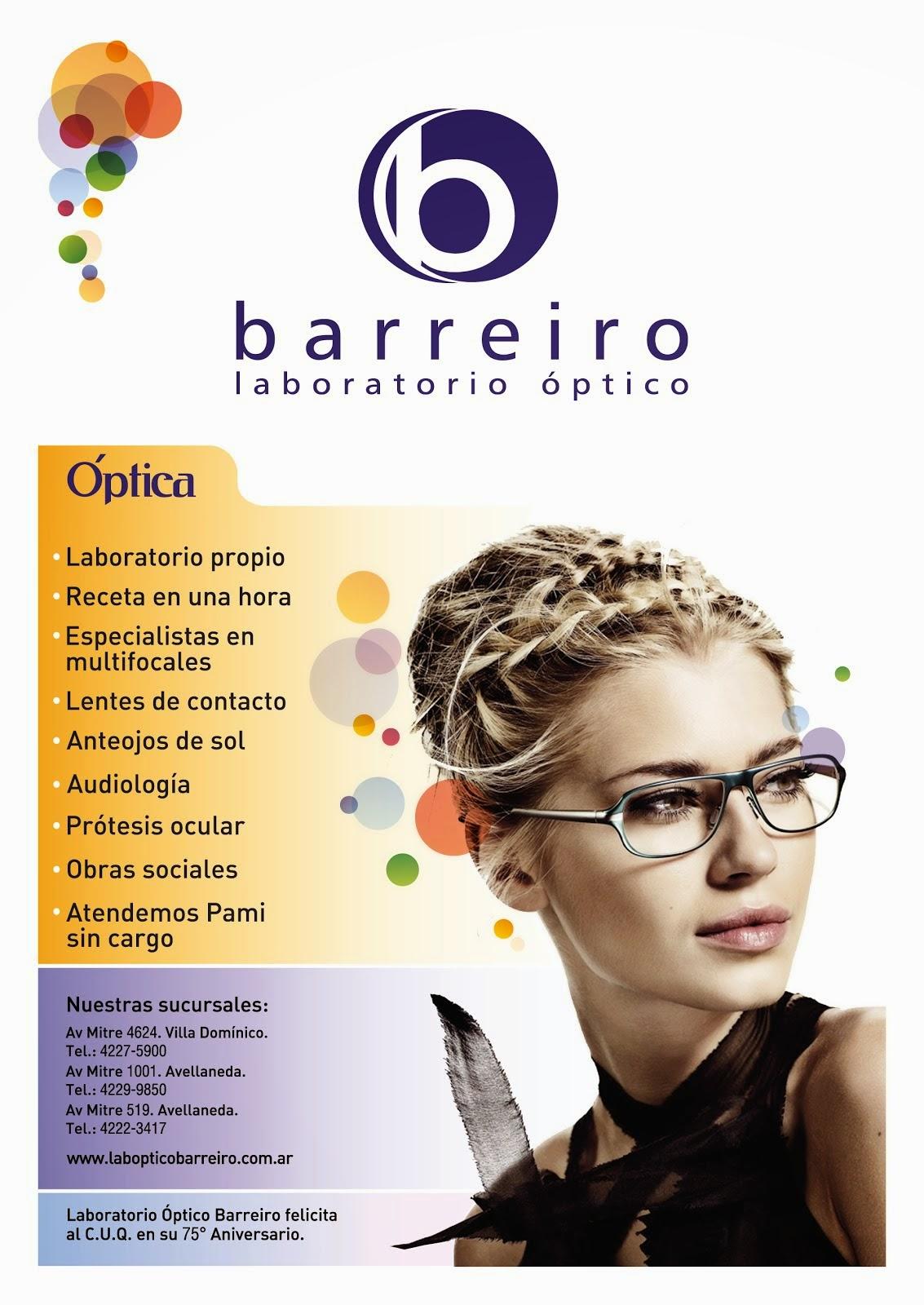 ÓPTICA BARREIRO