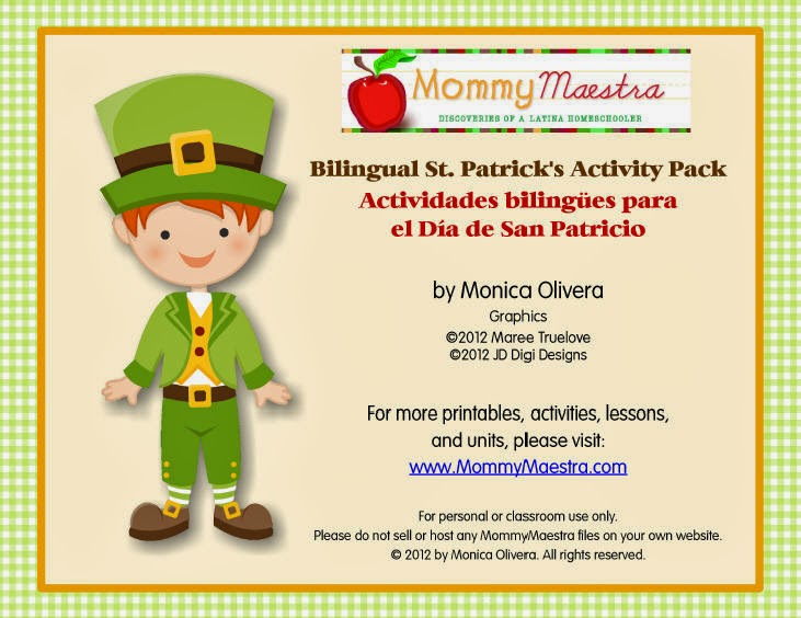 Celebrate St. Patricks Day Bilingually!