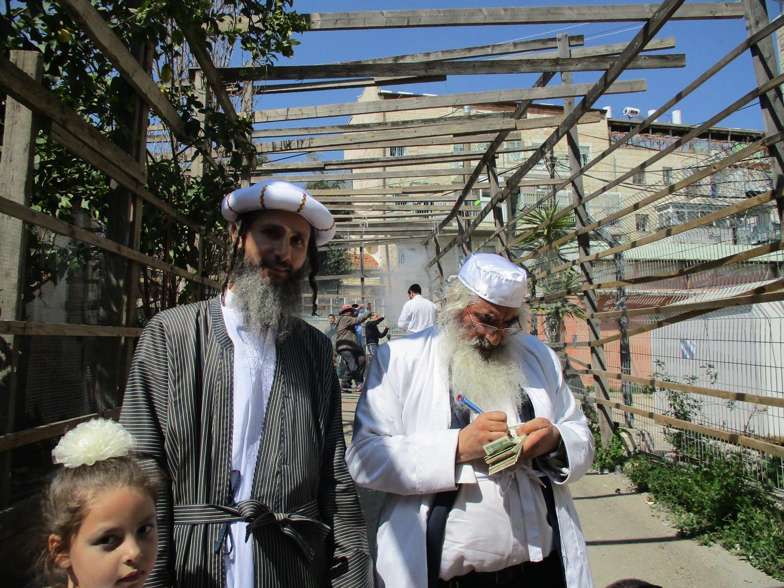 Purim with Rav Gad
