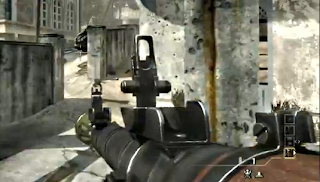 RPG-7 - Modern Warfare 3 Weapons