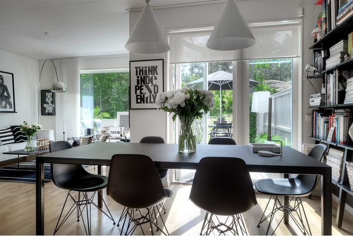 Therese Sennerholt Home : Skandivis at home with therese sennerholt