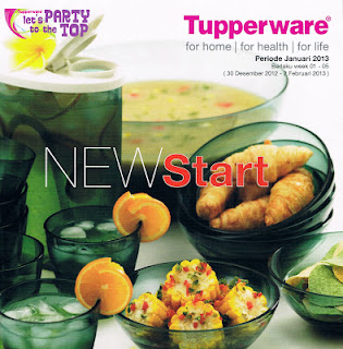 TupperwareRaya-Katalog Tupperware Activity Januari 2013, Elegensia
