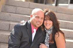 My Husband Tim and I