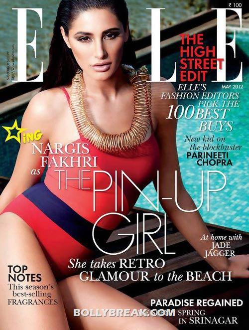 Nargis Fakshri in bikini - Who has the best Beach Body? POLL