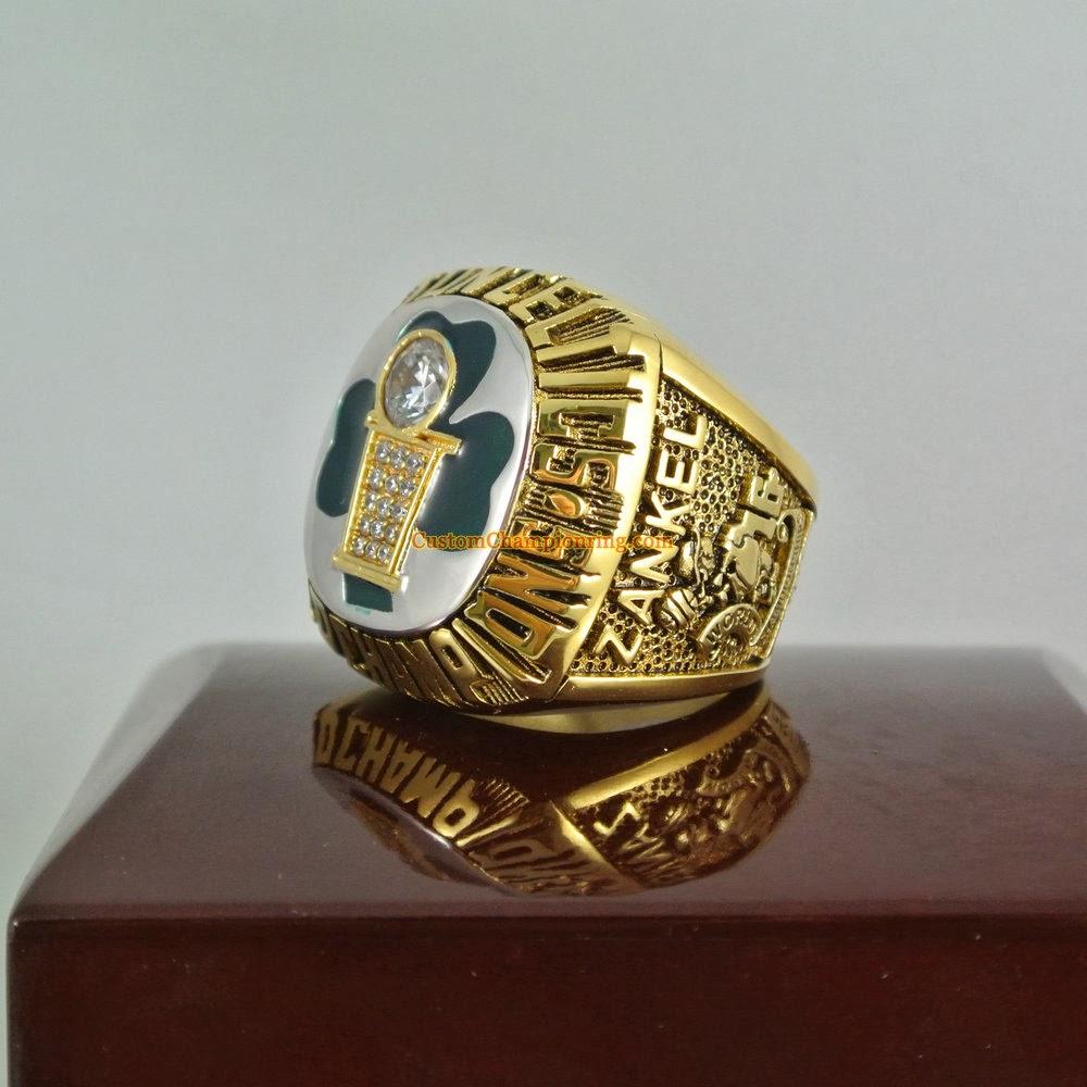 Custom Championship Rings: NBA Championship Rings