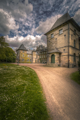 Sweden Sverige Alnarp Castle University Scandinavia